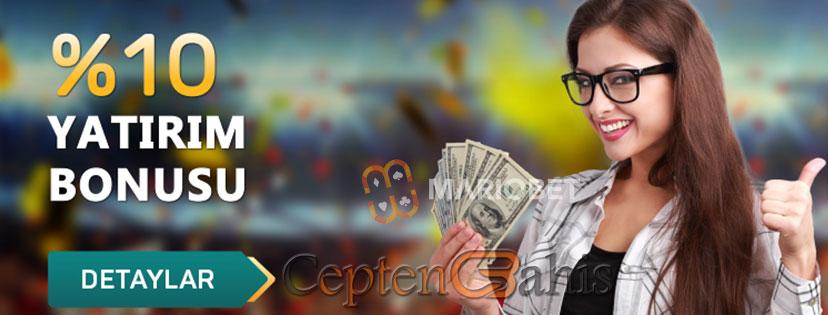 Mariobet Astropay, Ecopayz ve Paykasa Yatırım Bonusu